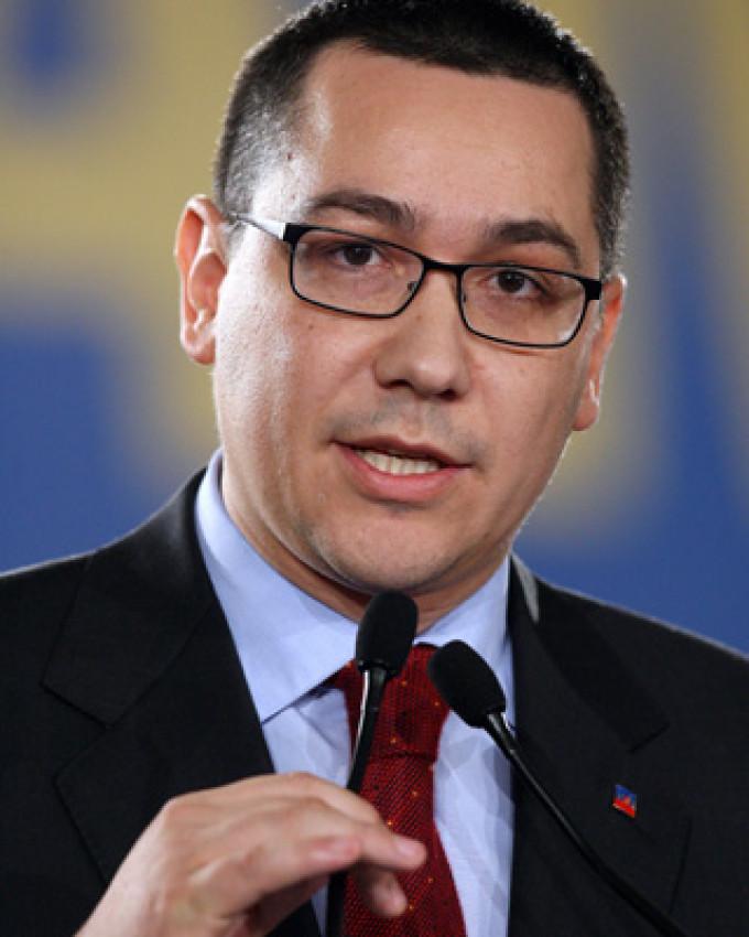 Victor Ponta vrea să îndrepte prostiile lui Cârciumaru cu alţi bani de laGuvern