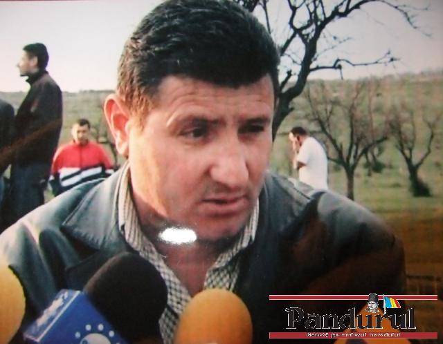 Poliţistul Vieru a ajuns, în sfârşit, în închisoare pentru uciderea lui DumitruBunoiu