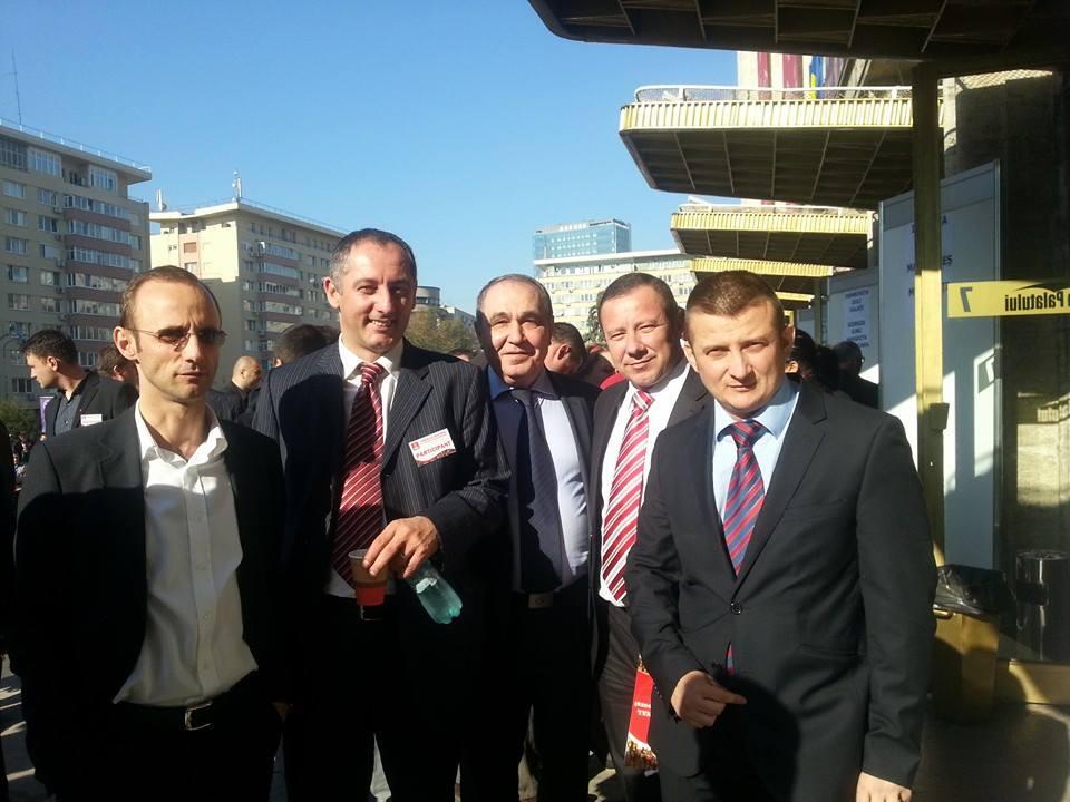Luptă pentru putere pe viață și pe moarte în PSDGorj