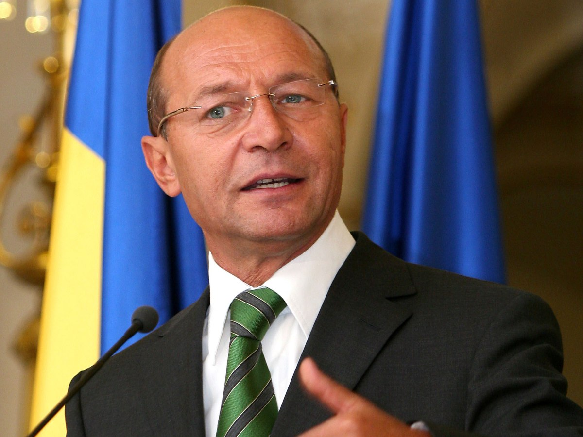 Traian Băsescu, mai treaz ca niciodată în faţa Guvernului luiGâgă