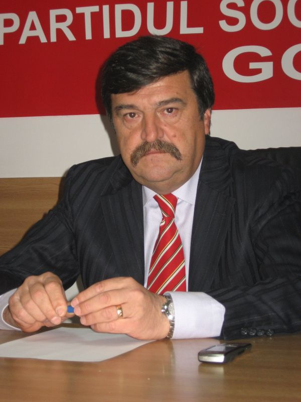 Toni Greblă, două luni înconcediu