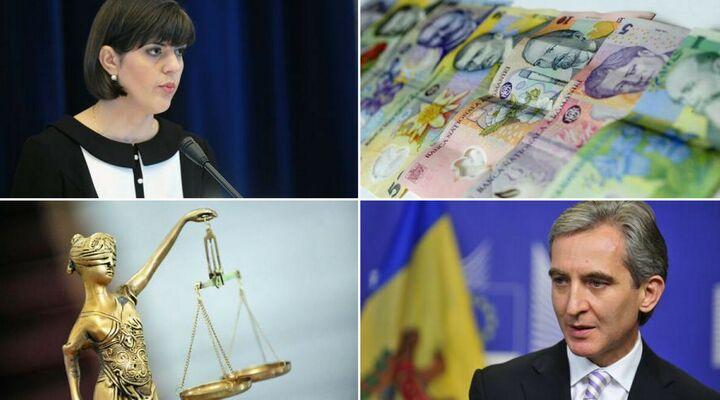 Corupţia, ameninţare pentru securitatea de stat aRomâniei