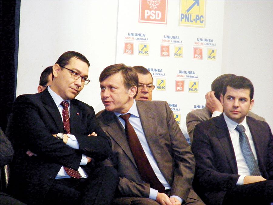 """CRIN ANTONESCU: """"Eu l-am adus pe Ponta la putere, eu îl daujos!"""""""