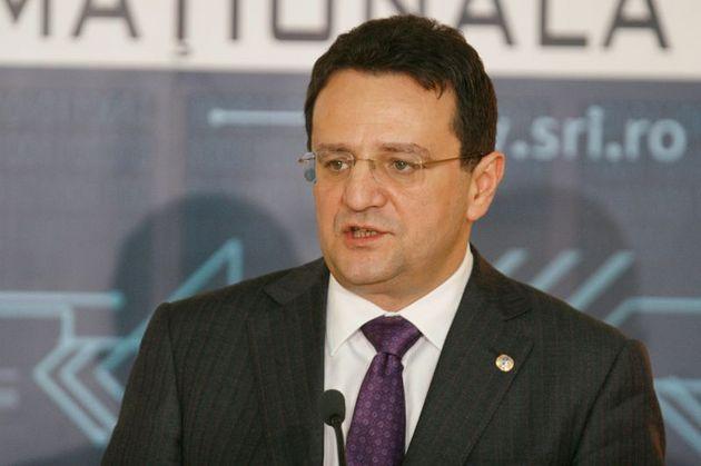 Directorul SRI, George Maior, și-a ținut promisiunea cu depunereamandatului
