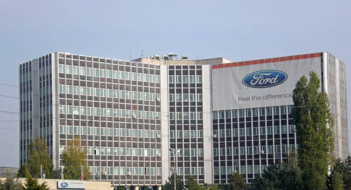 "Concediu forțat la ""Ford""Craiova"