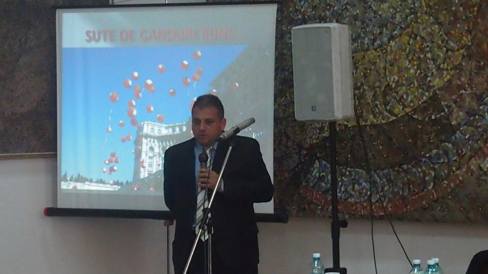 Directorul lui Ion Călinoiu de la Spitalul Județean declaratincompatibil