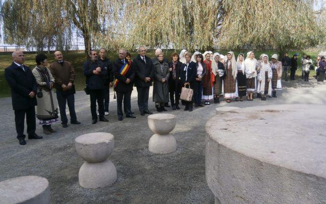 Ceremonii și festivități  la Gorj dedicate luiBrâncuși