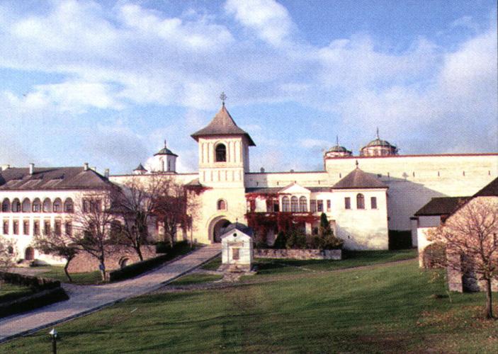 Constantin Brâncoveanu s-a întors la MânăstireaHorezu
