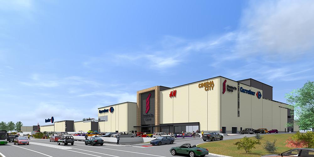 COMUNICAT Mall Shopping City inauguratjoi