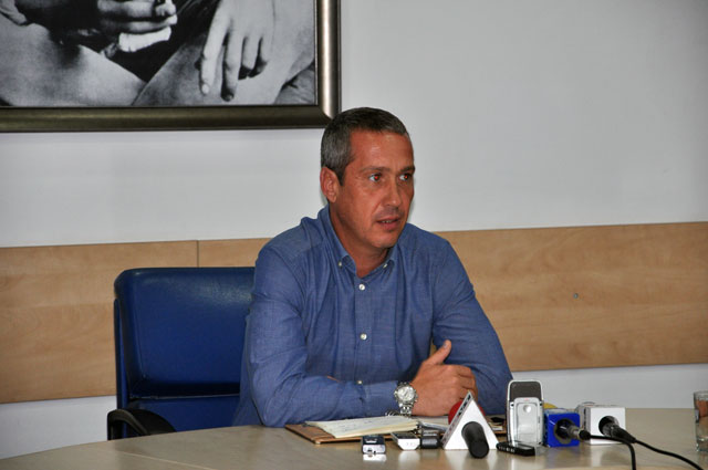 """Raul Chiriac, """"mâna dreaptă"""" a primarului Florin Cârciumaru,reţinut"""