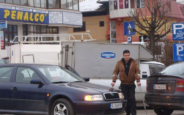 Târgujienii vor fi executați silit dacă nu plătesc locul deparcare