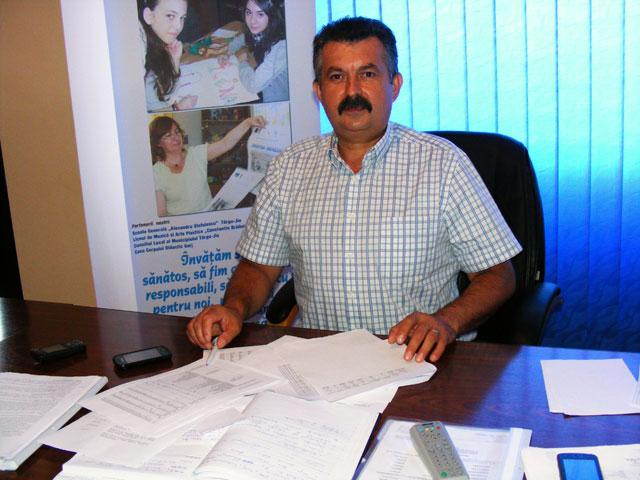 Ion Ișfan are concurență la funcția de inspector școlargeneral