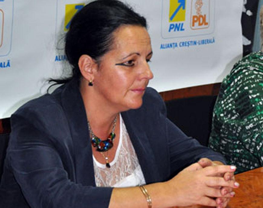 Maria Cochină se întoarce la ISJGorj